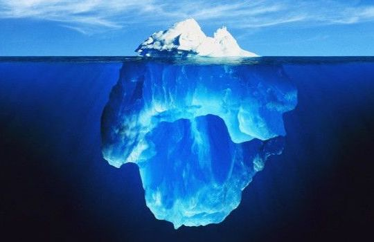 tip of the IT iceberg
